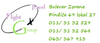 Turistička agencija FLIGHT TRAVEL GROUP - www.ftg.rs